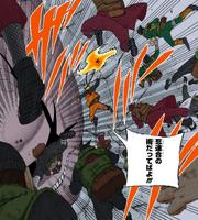 Naruto e a Aliança atacam