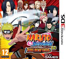 Naruto shippuden 3D the new era