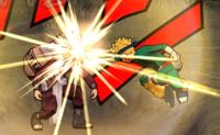 Punho Forte (Naruto - Game)