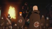 Deidara is recruited into Akatsuki