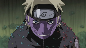 Naruto infected