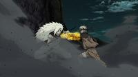 Punho Adamantino de Naruto