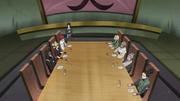 Reunião entre Konoha e Suna