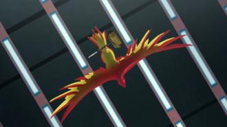 Super Beast Imitating Drawing Hawk