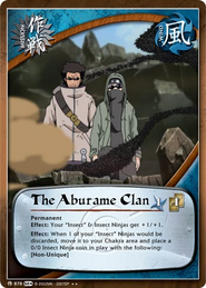 The Aburame Clan SL
