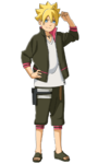 Boruto - 11 anos (Render)