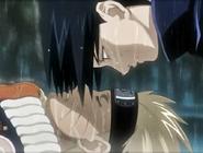 Fim da luta de Naruto e Sasuke