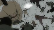 La Gran Alianza Shinobi ataca al Diez Colas