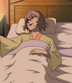Shizuka's mother
