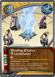 Transmisión Curativa de Chakra