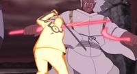 Ōdachinagi variante Hoz y Espada Anime