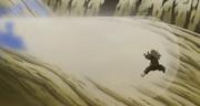 Ōnoki ataca de nuevo a Madara
