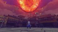 Chibaku Tensei de Sasuke (Naruto Storm 4)