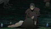 Madara morrendo (Anime)