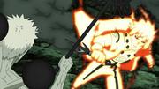 Minato vs Obito