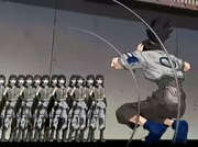 Shikamaru contra Kin