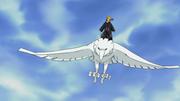 Argila Explosiva Águia (Anime)
