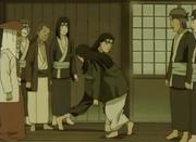 Hizashi acerta Hiashi (Passado)