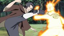 Le taijutsu d'Itachi
