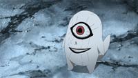 Mangekyō Sharingan da criatura (Anime)