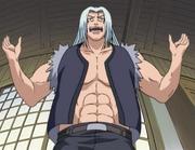 Mizuki depois de estar na prisão