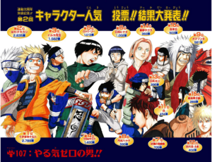 Naruto Capítulo 107 Full Color