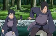 Tajima e Izuna aparecen