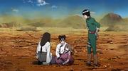 Time Guy encontra Matsuri