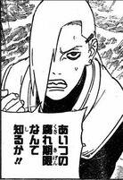 Cara de Ino censurada en el anime