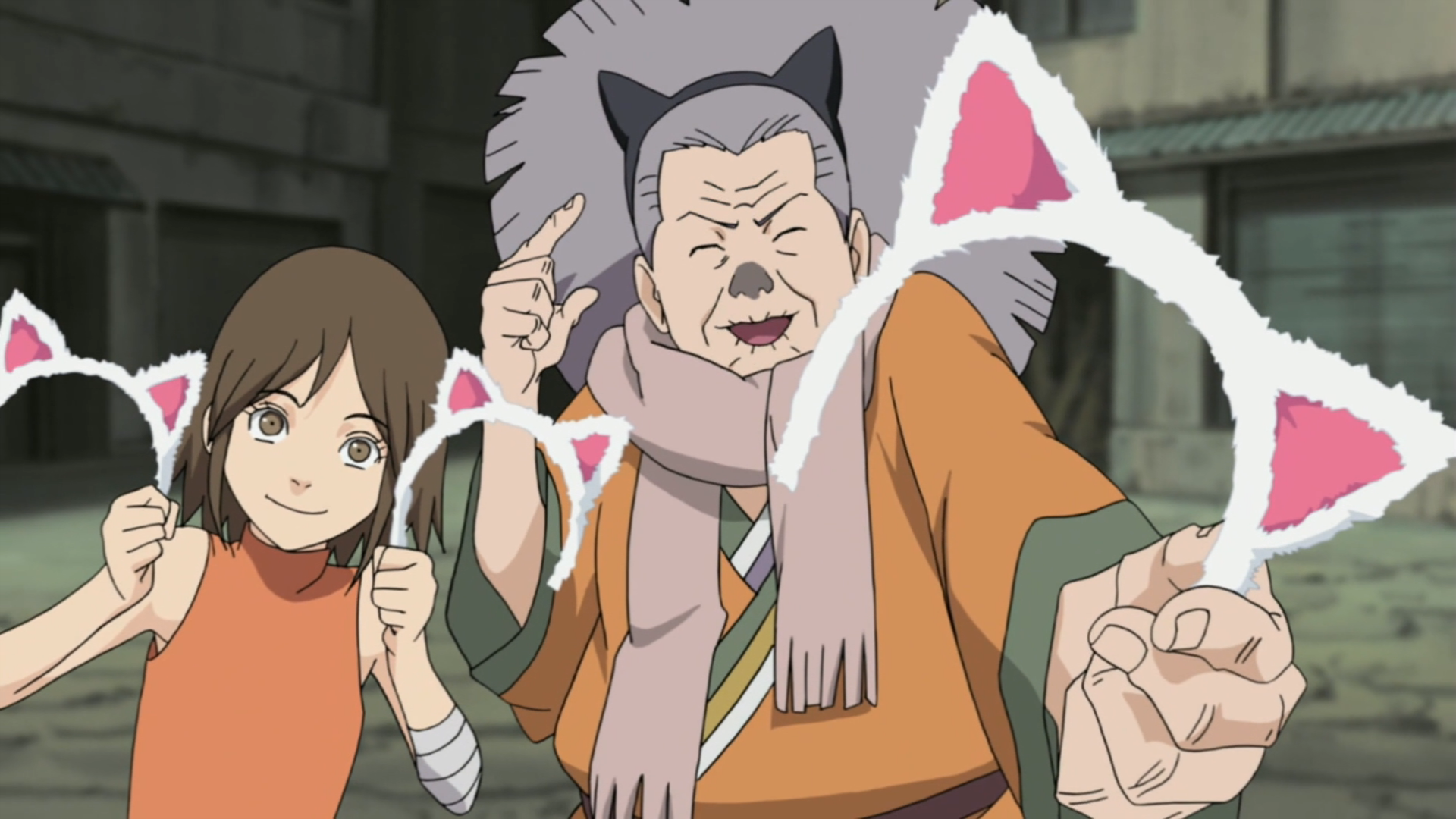 Cat Ears | Narutopedia | FANDOM powered by Wikia
