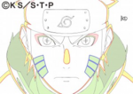 Diseño de Naruto Modo Kurama + Modo Sabio por Pierrot