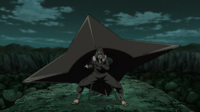 Fuuma Shuriken de Cuatro Puntas