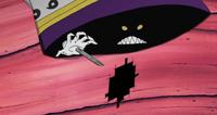 Ossos de Cinza que Tudo Matam Zetsu Negro (Anime)