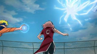 Sakura running