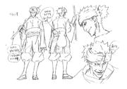 Urashiki sketch