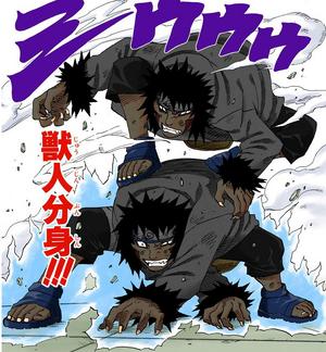 Clon Hombre-Bestia Manga