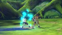 Emissão de Chakra (Neji - Game)