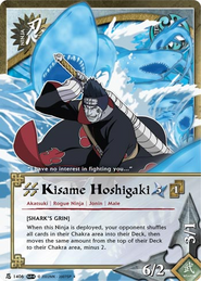 Kisame Hoshikage SL