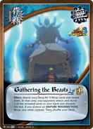 La Recopilación de las Bestias Carta