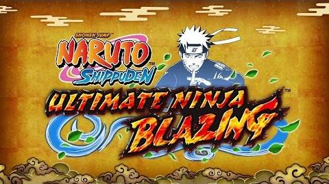 NARUTO SHIPPUDEN Ultimate Ninja Blazing Trailer Available Now! (US)