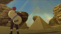 Selamento do Grande Funeral do Deserto em Camadas (Game)