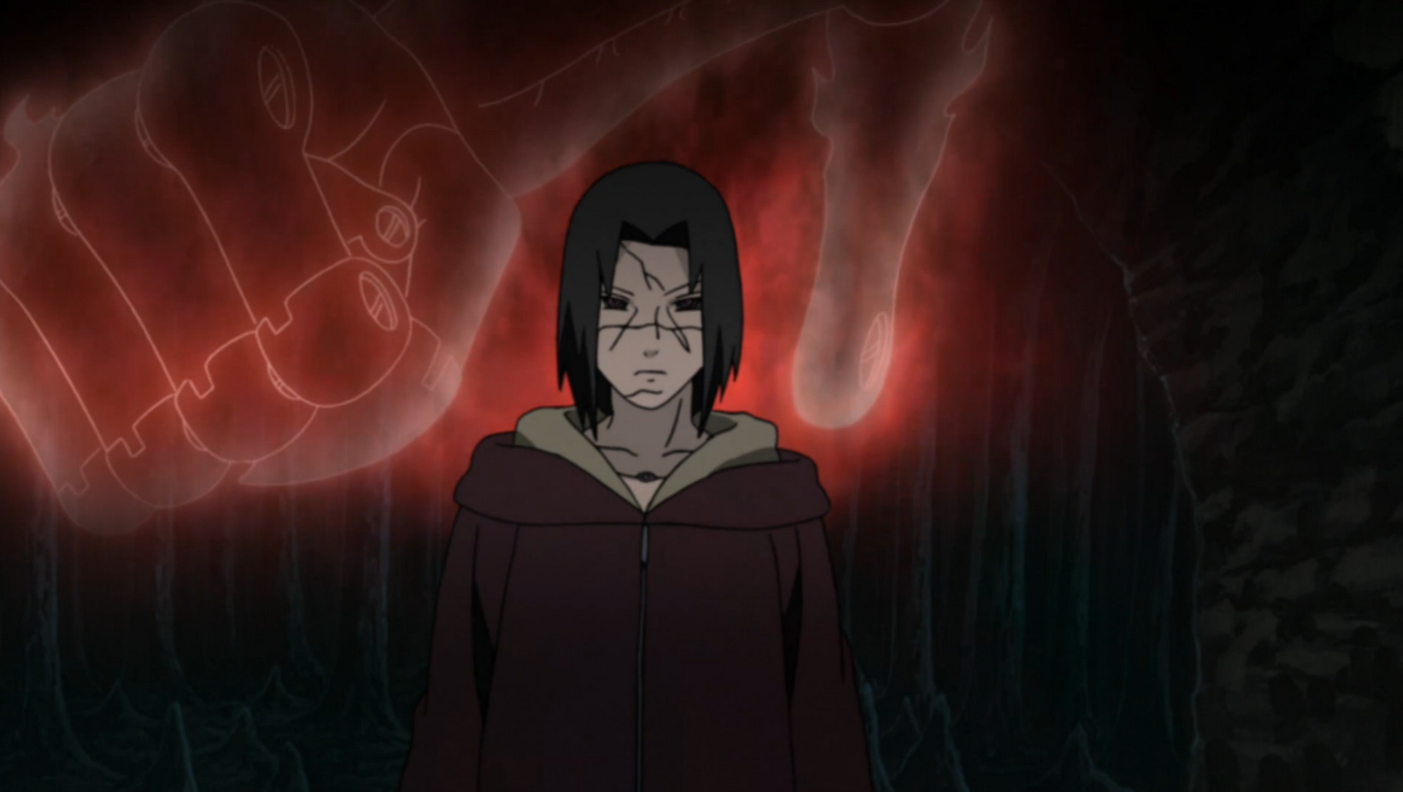 Susanoo Fist Narutopedia Fandom Powered By Wikia