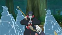 Técnica do Clone de Água (Kisame - Game)