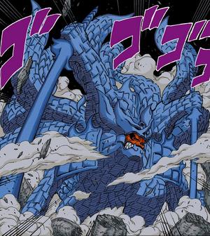 Atuendo Majestuoso Susanoo Manga