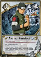 Carta Naruto Storm 3 Asuma