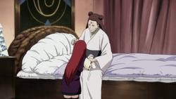 Mito and Kushina