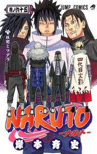 Naruto Volumen 65