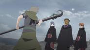 Obito, Pain e Konan confrontam Yagura