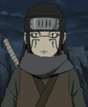 Kyūsuke como criança