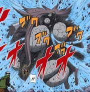 Madara es destruido